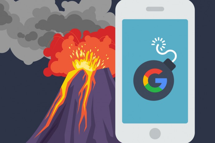 What Mobilegeddon means for your bank website